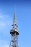 Nagoya television tower Royalty Free Stock Images