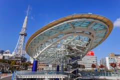 Nagoya Television Tower in Sakae district Royalty Free Stock Images