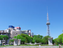 Nagoya TV Tower Stock Photos