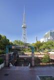 Nagoya TV tower, Japan. Nagoya TV tower at Nagoya Central Park Sakae, Japan Stock Photo