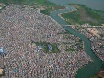 Nagpayong, город Pasig, Филиппины стоковое фото