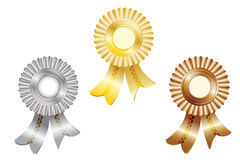 nagradza medale Zdjęcia Stock