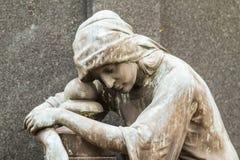 Nagrobek rzeźba Zdjęcie Stock