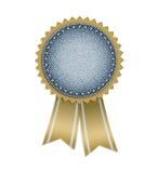 Nagroda cajgów majcher Obraz Stock