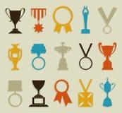 Nagroda w sportach Zdjęcie Royalty Free
