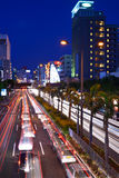 Naha, Okinawa Cityscape Royalty Free Stock Photo