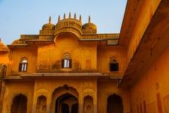 Nahagarh Fort. Jaipur. India. Stock Image