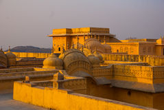 Nahagarh Fort. Jaipur. India. Stock Photography