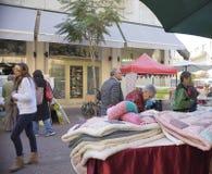 Nahalat Binyamin hand made market Israel Stock Photography