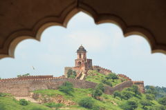 Nahargarh Fort. Stock Image