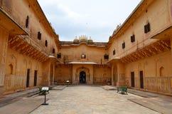 Nahargarh Fort Lizenzfreie Stockfotos