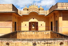 Nahargarh Fort in Jaipur. Royalty Free Stock Photography