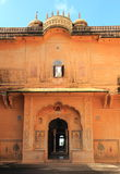 Nahargarh Fort in Jaipur. Stock Images