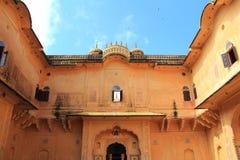 Nahargarh Fort in Jodhpur. royalty free stock photography