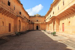 Nahargarh Fort in Jodhpur.India. Royalty Free Stock Image