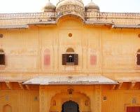 Nahargarhfort of Tiger Fort, Rajasthan, India stock afbeeldingen