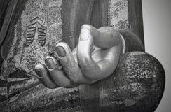 Nahaufnahme Buddha stockfoto