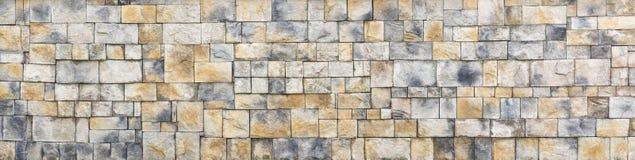 Nahaufnahme der antiken Steinwand Lizenzfreies Stockfoto