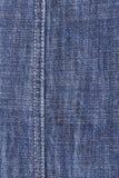 Nahaufnahme der Blue Jeans Lizenzfreies Stockfoto