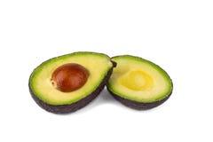 Nahaufnahme der frischen Avocado Lizenzfreie Stockfotografie