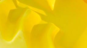 Nahaufnahme der gelben Kajakbeschaffenheit, Plastikbeschaffenheit Stockbild