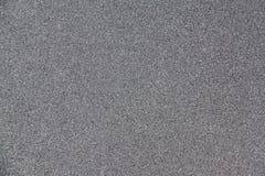 Nahaufnahme der grauen Schwammbeschaffenheit Stockfoto