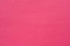 Nahaufnahme der nahtlosen rosa ledernen Beschaffenheit Lizenzfreie Stockfotografie