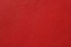 Nahaufnahme der nahtlosen roten ledernen Beschaffenheit Lizenzfreie Stockfotografie