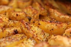 Gebackene Kartoffeln Lizenzfreies Stockbild