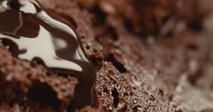 Nahaufnahme der Schokoladenbeschaffenheit Verschiedene Arten von chocoalte Lizenzfreies Stockfoto