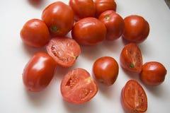 Nahaufnahme der Tomaten Stockfoto