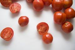 Nahaufnahme der Tomaten Lizenzfreies Stockfoto