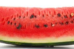 Nahaufnahme der Wassermelone Stockfotografie