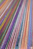 Nahaufnahme der Wollezeichenkette Lizenzfreies Stockbild