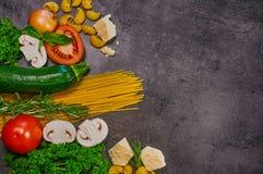 Nahaufnahme des Gemüses Lizenzfreies Stockbild