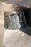 Nahaufnahme des Guggenheim, Bilbao Lizenzfreies Stockfoto
