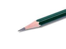 Nahaufnahme des klassischen Bleistifts Stockbild