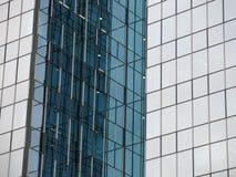 Nahaufnahme des modernen Gebäudes Lizenzfreies Stockfoto