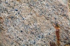 Nahaufnahme des schönen natürlichen Designs des Granits stockfotos