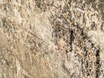 Nahaufnahme des schmutzigen Beton- oder Zementwandhintergrundes Lizenzfreies Stockfoto