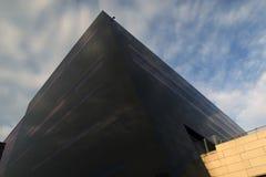 Nahaufnahme-Ecke der königlichen Bibliothek Stockfotografie