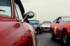 Nahaufnahme einer Weinlese Porsche 356 Lizenzfreie Stockfotografie
