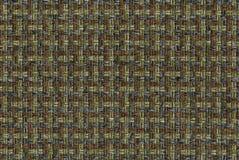 Nahaufnahme eines klaren gestrickten Schals Stockfotografie