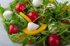 Nahaufnahme eines Salats Lizenzfreies Stockfoto