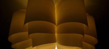 Nahaufnahme modernen Leuchters 2 Stockbilder