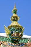Nahaufnahme-Riese-Gesicht stockbild