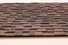 Nahaufnahme von Dachplatten Lizenzfreie Stockbilder