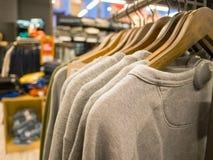 Nahaufnahme von Hemden lizenzfreie stockfotografie