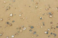Nahaufnahme von Steinen Stockbild