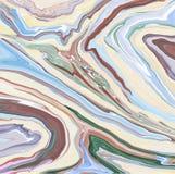 Nahaufnahmeabstraktes Marmoroberflächenmuster am bunten Marmorsteinbodenbeschaffenheitshintergrund lizenzfreie stockbilder